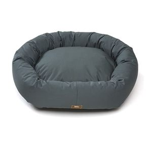 🇺🇸 West Paw Organic Cotton Pet Bumper Bed